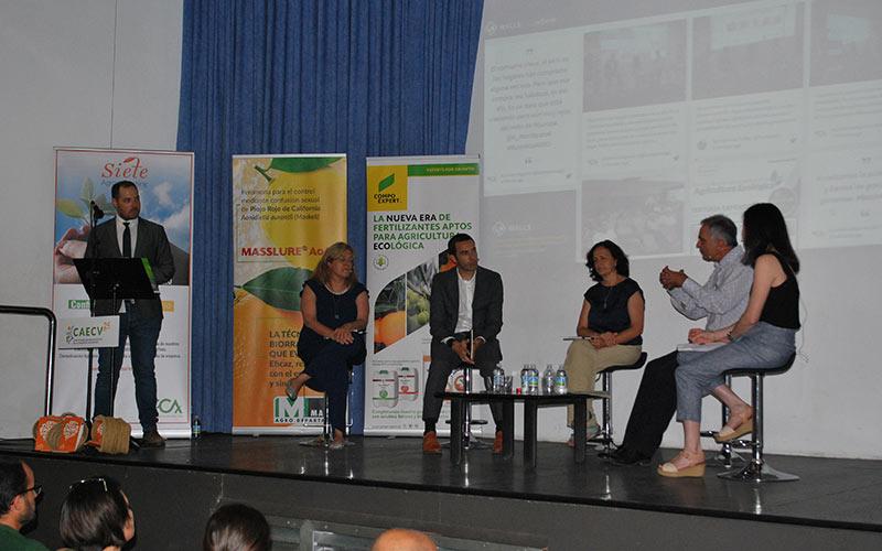 Mesa redonda. Agricultura ecológica: ¿moda o realidad? /joseantonioarcos.es