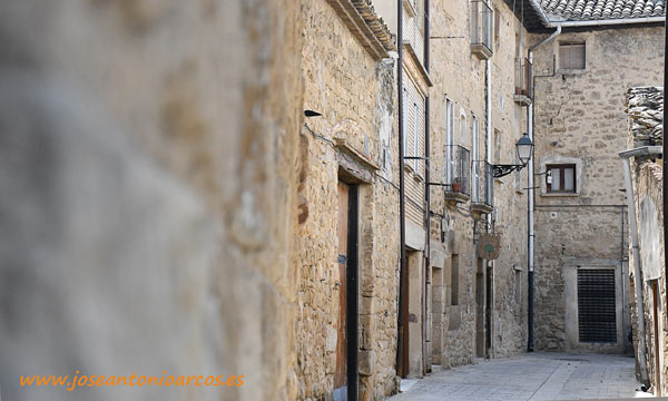 Calles de Olite, Navarra. /joseantonioarcos.es