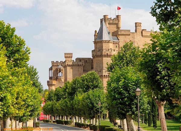 Castillo de Olite. /joseantonioarcos.es