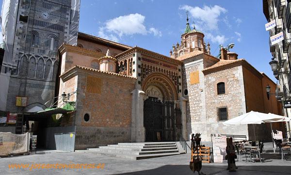 Catedral de Santa María de Mediavilla, Teruel. /joseantonioarcos.es
