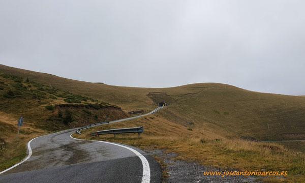 Frontera entre España y Francia por Navarra. /joseantonioarcos.es