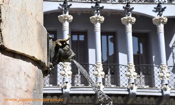 Fuente del Torico. /joseantonioarcos.es