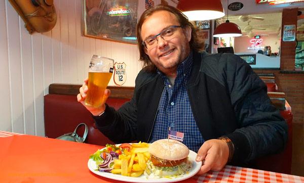 José Antonio Arcos descubre la gastronomía de Salou, Tarragona. /joseantonioarcos
