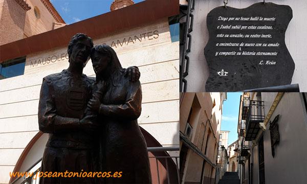 Los Amantes de Teruel. /joseantonioarcos.es