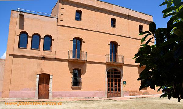 Can Comas. Parc Agrari del Baix Llobregat. /joseantonioarcos.es