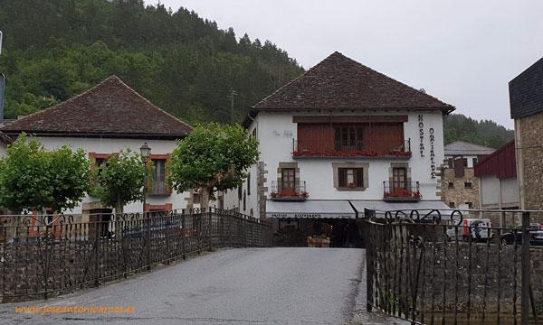 Ochagavía, Navarra. /joseantonioarcos.es