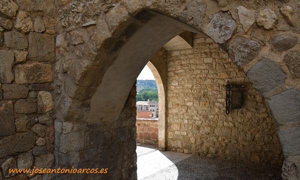 Portal de Daroca. Teruel. /joseantonioarcos.es