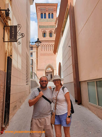 Torre de San Pedro, Teruel. /joseantonioarcos.es