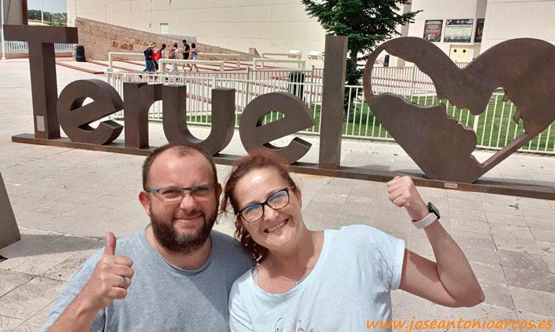 Ana Rubio y José Antonio Arcos. /joseantonioarcos.es