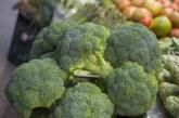 El cambio climático reduce la producción de brócoli