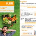 Día 11 de septiembre. Lanzamiento de Dagonis® de BASF en Almería
