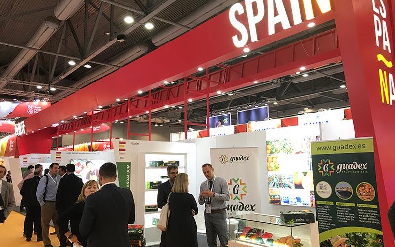 Empresas españolas en Asia Fruit Logística Hong Kong. /joseantonioarcos.es