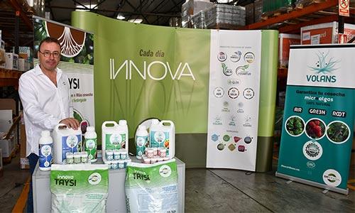 DFINNOVA es el mayor importador de fertilizantes de España, de productos básicamente convencionales como urea, sulfato amónico-joseantonioarcos.es