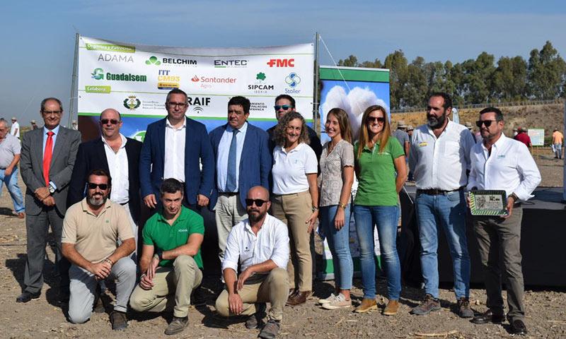 Soluciones para el cultivo del algodón por FMC Agricultural Solutions-joseantonioarcos.es