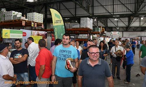 Un centenar de agricultores almerienses han asistido a la 'Feria de Juan Miras Monedero'-joseantonioarcos.es
