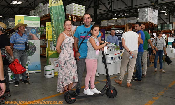 Feria de Juan Miras Monedero y Famitri-joseantonioarcos.es