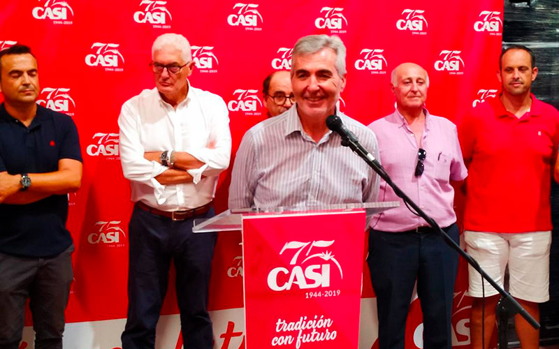 CASI inaugura centro en Alhama