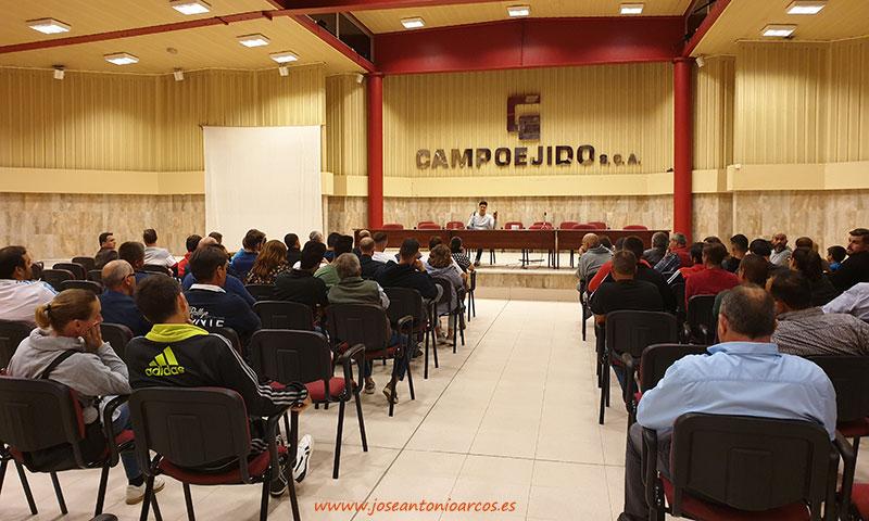 Asociación Unión de Agricultores Independientes. /joseantonioarcos.es