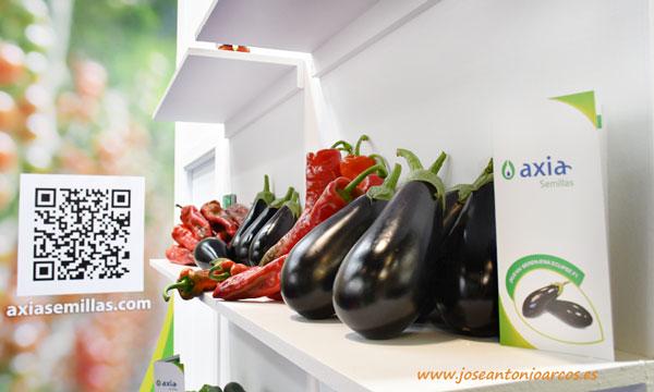 Axia Semillas en Fruit Attraction 2019. /joseantonioarcos.es