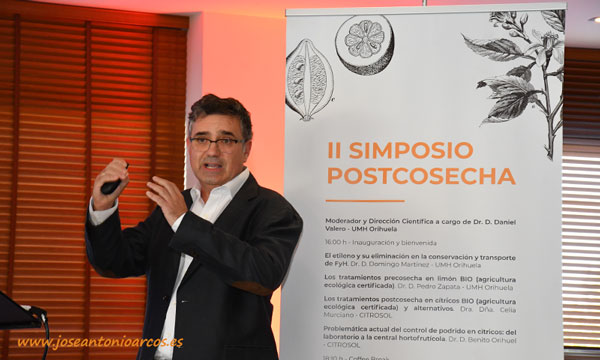 II Simposio Poscosecha Citrosol -joseantonioarcos.es