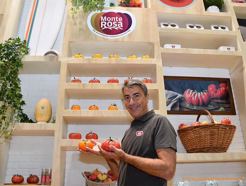 Jordi Ballester, Director de Desarrollo de Negocio de Semillas Fitó y responsable del proyecto Foodture -joseantonioarcos.es