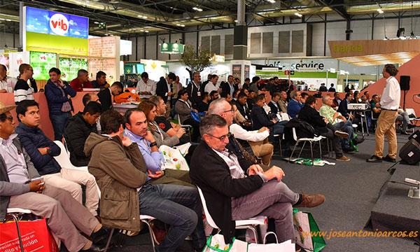 Charla técnica de Green Has Italia en Foro Innova 2019. /joseantonioarcos.es