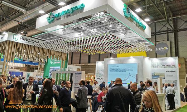 Expositor de Kimitec Group en Fruit Attraction 2019. /joseantonioarcos.es