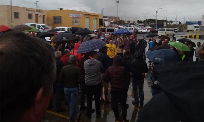 Las comercializadoras del campo almeriense cierran sus puertas por los bajos precios. /joseantonioarcos.es