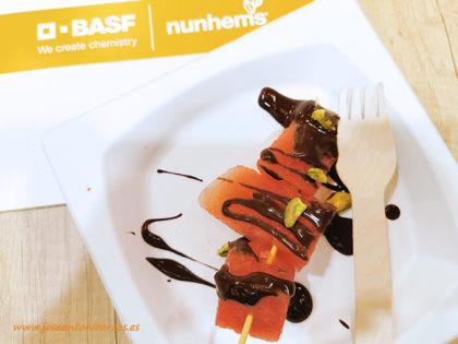Sandía de Nunhems con chocolate negro-joseantonioarcos.es