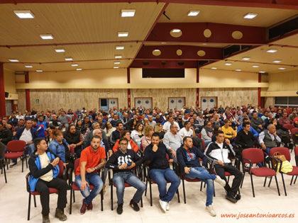 Se constituye la Unión de Agricultores Independientes de Almería y Granada. /joseantonioarcos.es