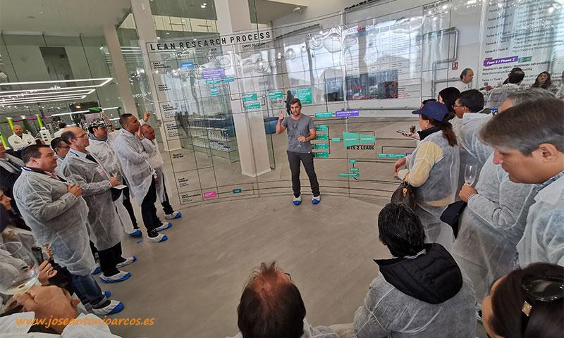 El MAAVi de Kimitec ya es el mayor centro investigador de Europa