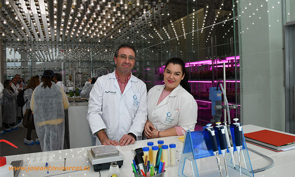 MAAVI Innovation Center de Kimitec Group en Almería. /joseantonioarcos.es