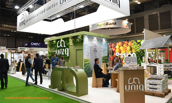 Envases y embalajes UNIQ en Fruit Attraction 2019. /joseantonioarcos.es