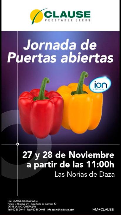 Jornadas de puertas abiertas de HM CLause -joseantonioarcos.es