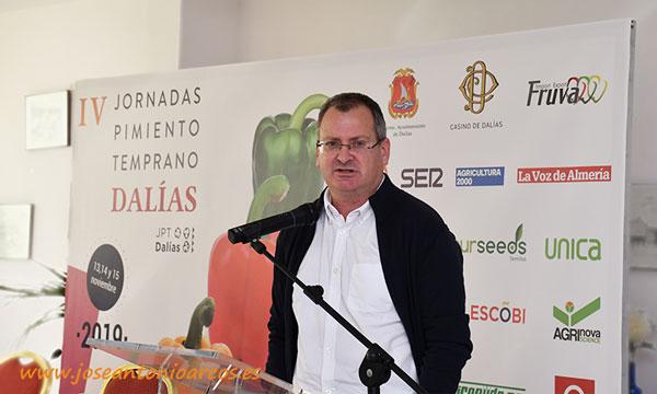 IV Jornadas de Pimiento Temprano de Dalías 2019-joseantonioarcos.es