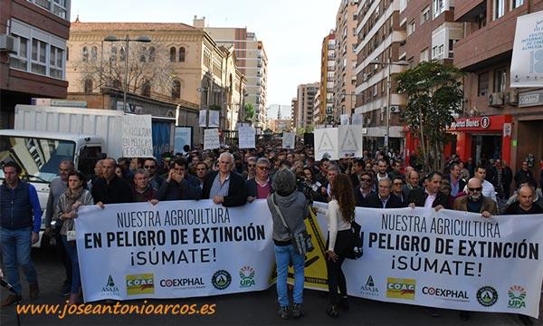 #AgriculturaEnExtinción19N