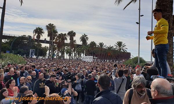 Bernabé. Unión de Agricultores Independientes. /joseantonioarcos.es