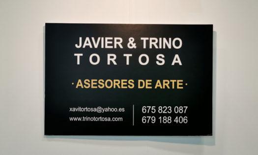 Colección de arte Mis Manos. Mi vida. Pintor Manuel Higueras. Galeristas Javier & Trino Tortosa. /joseantonioarcos.es
