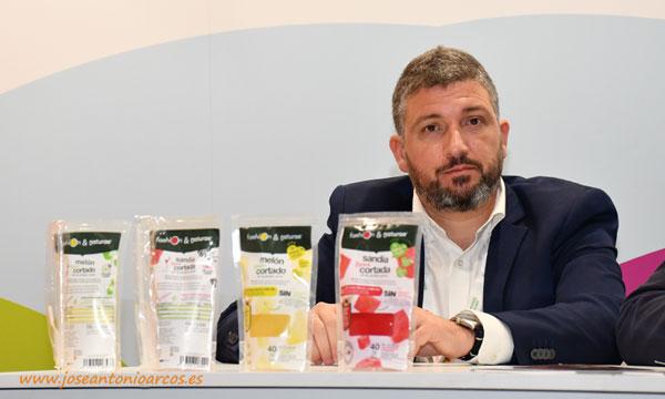 Joaquín Hidalgo, Director General de AGF. /joseantonioarcos.es