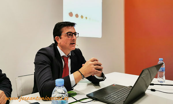 Juan Manuel Sanz, Chief Executive Office de Factoría Naturae. /joseantonioarcos.es