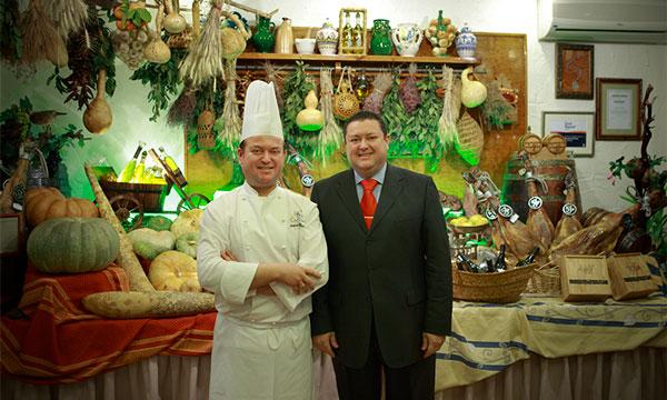 """Premio de Excelencia Gastronómica"""" a la empresa Terraza Carmona"""