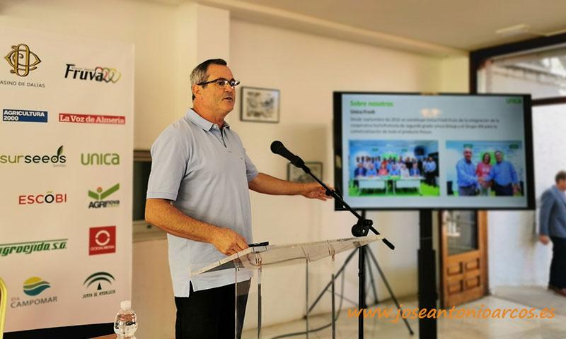 Jesús Villalobos López, director técnico de Única Group. /joseantonioarcos.es