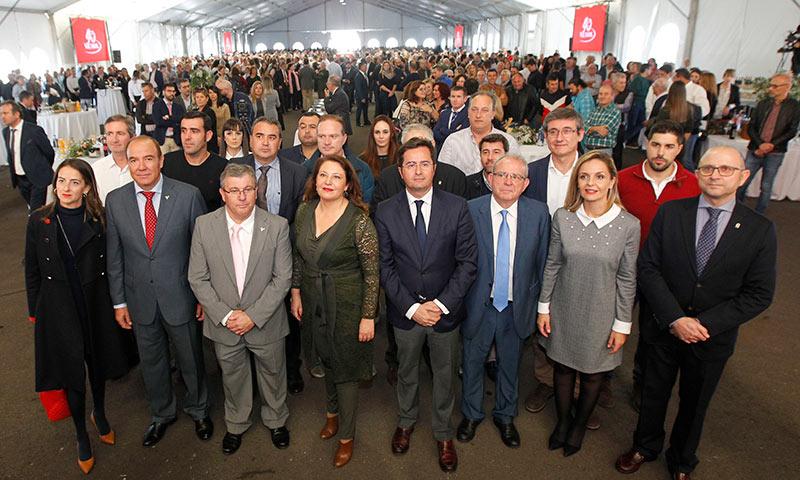 Inauguración de Vicasol 3 en El Ejido. /joseantonioarcos.es