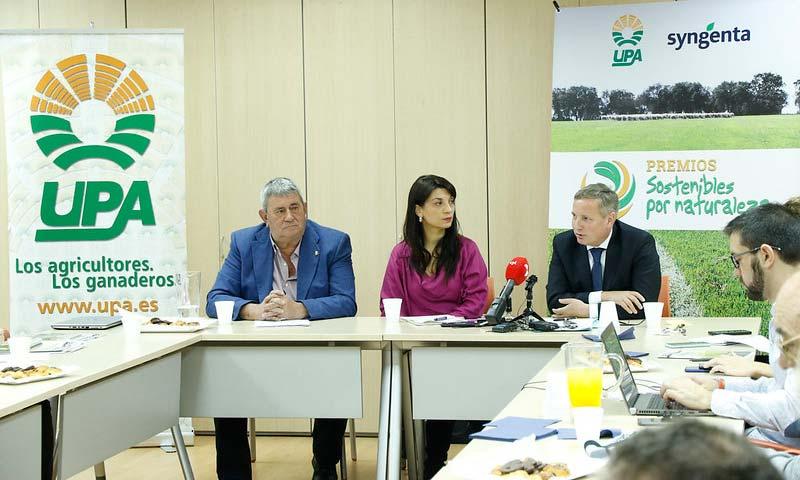 La Unión de Pequeños Agricultores y Ganaderos y Syngenta lanzan un concurso para premiar las iniciativas más sostenibles en el sector primario-joseantonioarcos.es