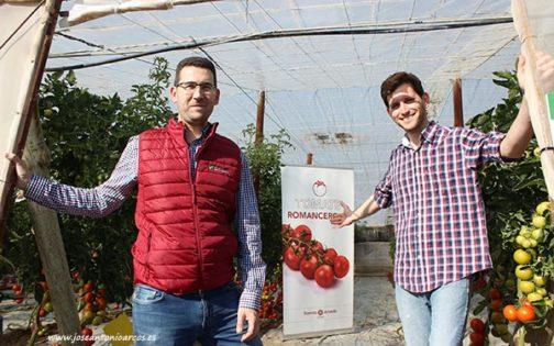 Jornadas de tomate de Ramiro Arnedo en Almería.  /joseantonioarcos.es
