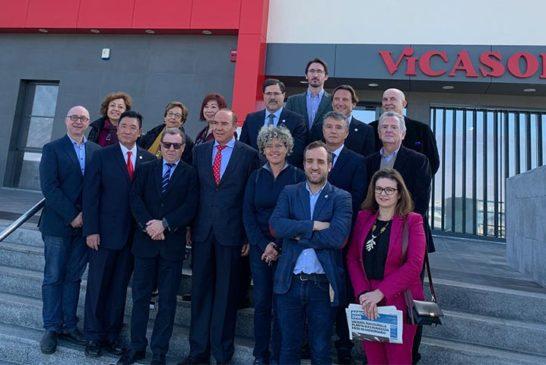 Empresarios latinos de EEUU estrechan lazos con Almería
