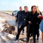 Andalucía activa la comisión de catástrofes por los daños de Gloria