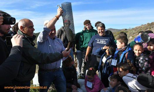 'El árbol de las piruletas', una asociación de educación ambiental promovida por el divulgador Moisés Palmero-joseantonioarcos.es