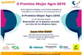 Día 29 de enero. II Premios Mujer Agro