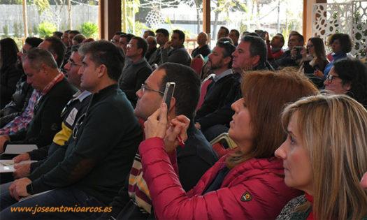 Jornada en Almería de Belchim Crop Protection. /joseantonioarcos.es